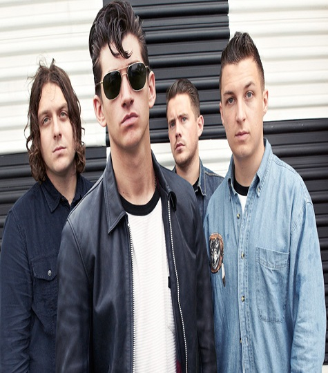 arctic monkeys open-er